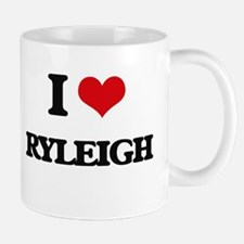 I Love Ryleigh Mugs