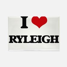 I Love Ryleigh Magnets
