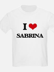 I Love Sabrina T-Shirt