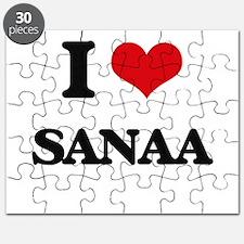 I Love Sanaa Puzzle