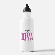 Art DIVA Water Bottle