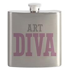 Art DIVA Flask