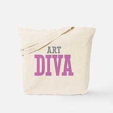 Art DIVA Tote Bag