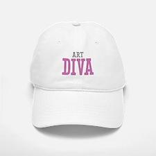 Art DIVA Baseball Baseball Cap