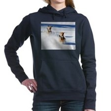 Airedales Women's Hooded Sweatshirt