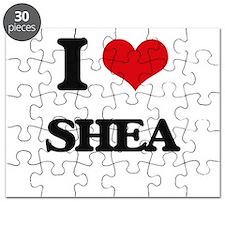 I Love Shea Puzzle