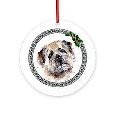 Norfolk Terrier Ornament (Round)