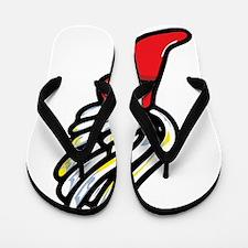 Athlete Flip Flops