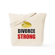 Divorce Strong Tote Bag