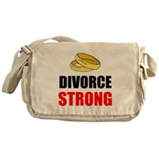 Divorce Strong Messenger Bag