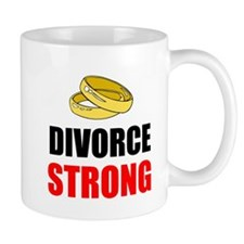 Divorce Strong Mugs