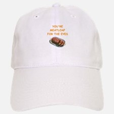 meat loaf lover Baseball Baseball Cap