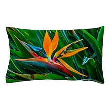 Bird of Paradise Pillow Case