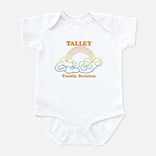 TALLEY reunion (rainbow) Infant Bodysuit