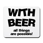 Beer Possibilities Mousepad