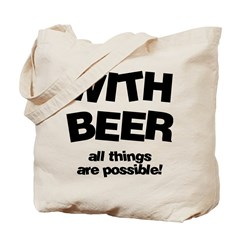 Beer Possibilities Tote Bag