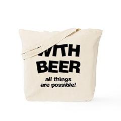 Beer Possibilities Tote Bag