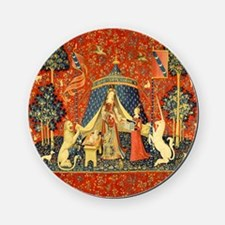 Lady and the Unicorn Medieval Tapestry Art Cork Co