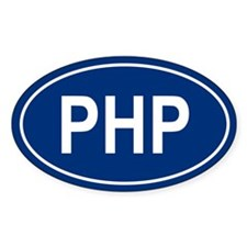 Cute Php Decal