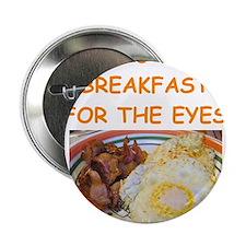 "breakfast lover 2.25"" Button"
