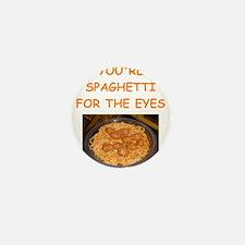 spaghetti Mini Button