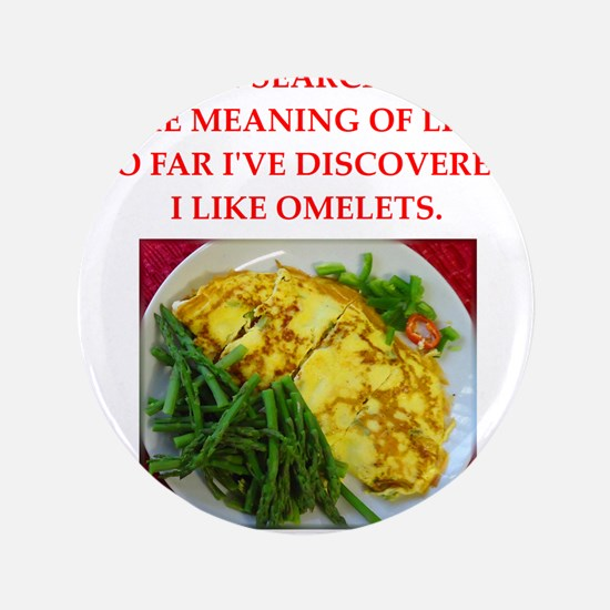 "omelet 3.5"" Button"