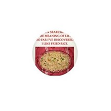 fried rice Mini Button