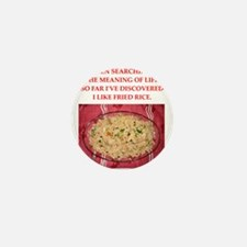 fried rice Mini Button