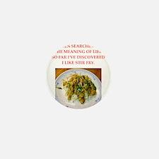 stir fry Mini Button