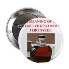 "syrup 2.25"" Button (10 pack)"