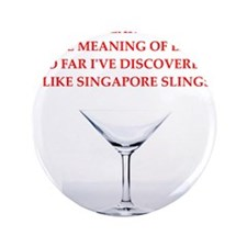 "singapore sling 3.5"" Button"