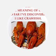 """crawfish 3.5"""" Button"""