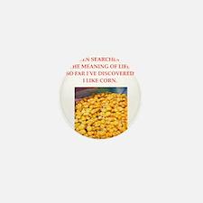 corn Mini Button