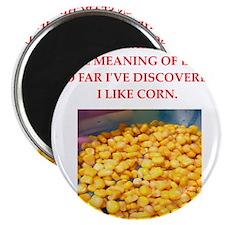"corn 2.25"" Magnet (100 pack)"