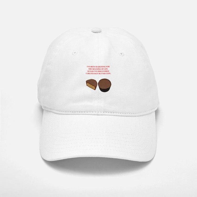 peanut butter cup Baseball Baseball Cap