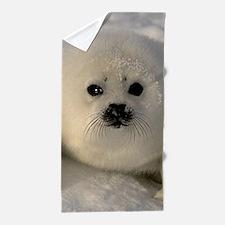 Baby Seal Beach Towel