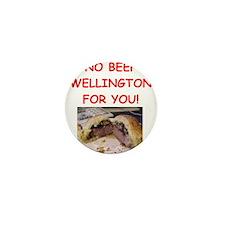 BEEF WELLINGTON Mini Button