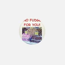 fudge Mini Button