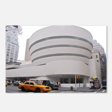Guggenheim Museum: NYC Postcards (Package of 8)