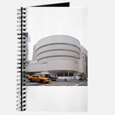 Guggenheim Museum: NYC Journal