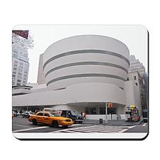 Guggenheim Museum: NYC Mousepad
