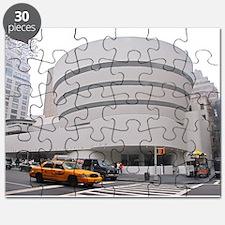 Guggenheim Museum: NYC Puzzle
