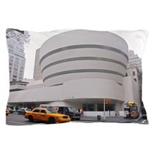 Guggenheim Museum: NYC Pillow Case