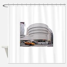 Guggenheim Museum: NYC Shower Curtain