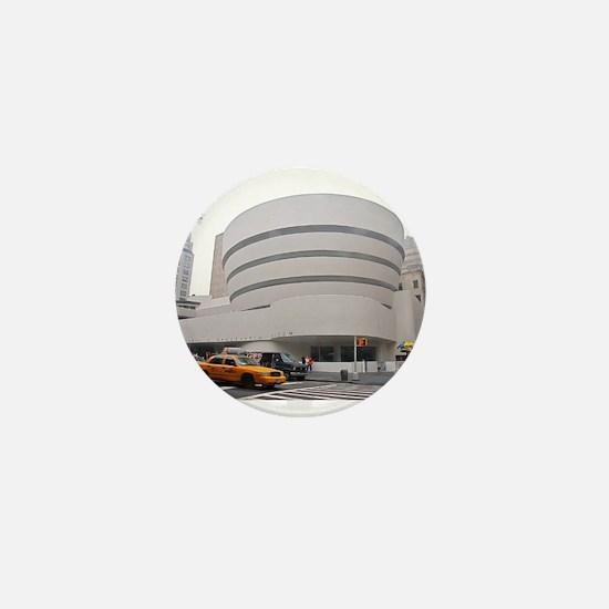 Guggenheim Museum: NYC Mini Button