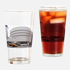Guggenheim Museum: NYC Drinking Glass