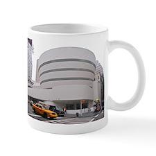 Guggenheim Museum: NYC Mugs
