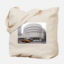 Guggenheim Museum: NYC Tote Bag