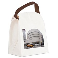 Guggenheim Museum: NYC Canvas Lunch Bag