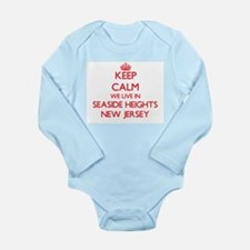 Keep calm we live in Seaside Heights New Body Suit